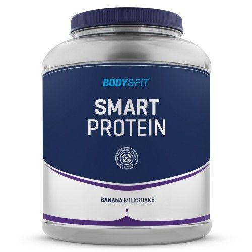 Smart Protein is met 18 gram eiwit, 0 toegevoegde suikers en slechts 90 kcal onze absolute nummer 1 eiwitshake in elk low carb- en eiwitdieet. Het principe van een low carb- eiwitdieet is de dagelijkse koolhydraatinname beperken en de eiwitinname verhogen. Om het nog beter te maken ondersteunen de eiwitten sterkere spieren, instandhouding van spiermassa en herstel.  Onze absolute nummer 1 eiwitshake in elk low carb- en eiwitdieet! 18 gram eiwit en slechts 90 kcal Bij het ontbijt, tussendoor…