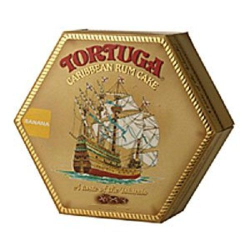 Tortuga Caribbean Rum Cake, Banana, 4 Ounce *** Check this awesome product by going to the link at the image.