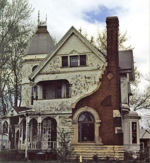 Abandoned Asylum In Ottawa, IL