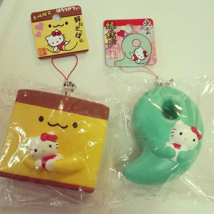 Rare hello kitty squishy Hello kitty Pinterest