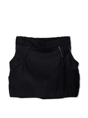 64% OFF Pale Cloud Girl's Amber Skirt (Black)