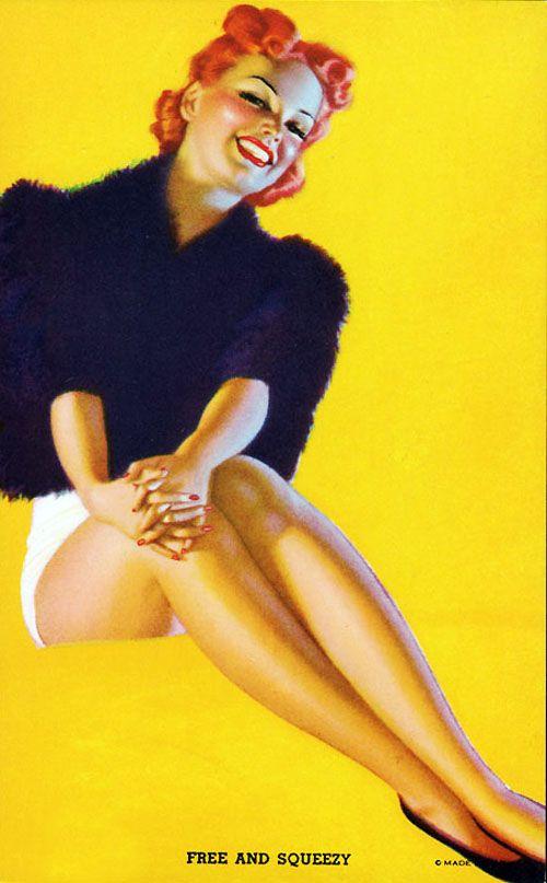 by Earl Moran 1940's