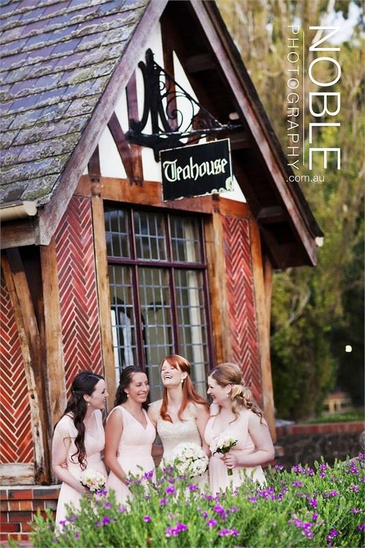 Wattle Park Chalet wedding venue Surrey Hills