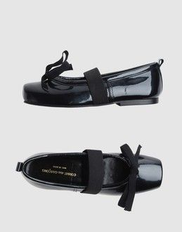 COMME des GARÇONS Women - Footwear - Ballet flats COMME des GARÇONS on YOOX