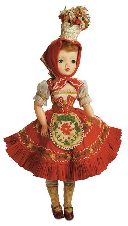 230 Best Dolls Madame Alexander Images On Pinterest