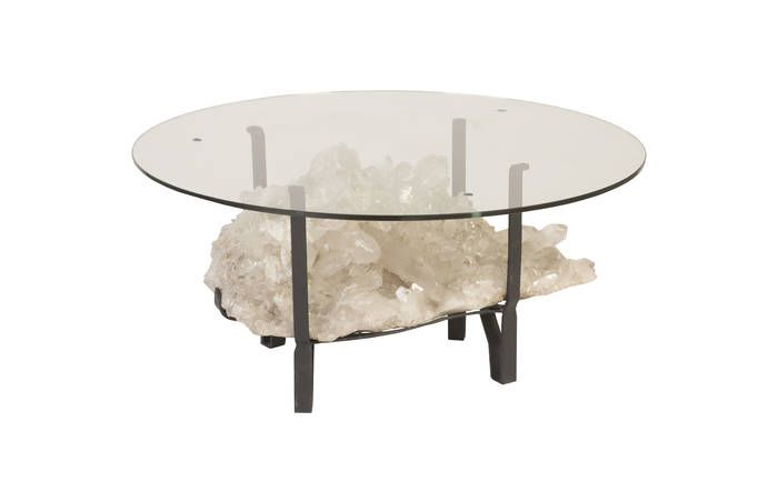 Crystal Rock Coffee Table Coffee Table Table Phillips Collection