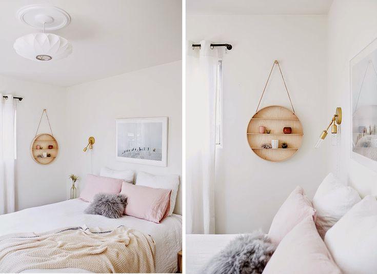 17 mejores ideas sobre dormitorio femenino en pinterest - Colores para dormitorios pequenos ...