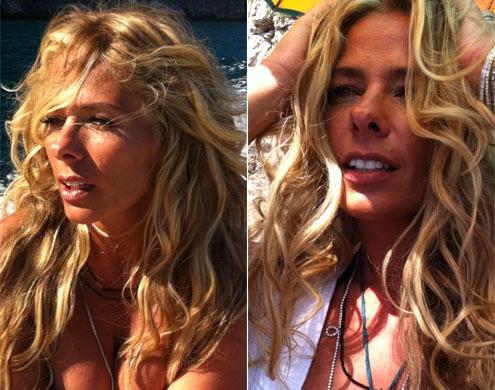 Passo a passo do cabelo de Adriane Galisteu