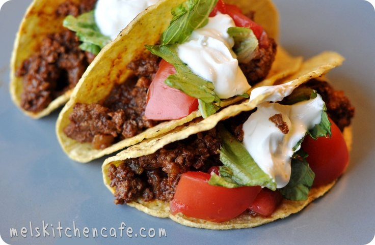 ... ground beef and brown rice taco seasoned ground beef recipe dishmaps
