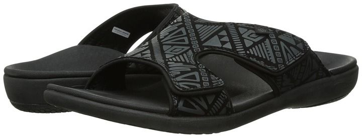 Spenco Kholo Tribal Slide Men's Slide Shoes