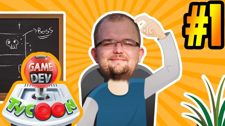 PIERWSZA GRA? HICIOR! - GAME DEV TYCOON #1 [gameplay, gry indie, pl]