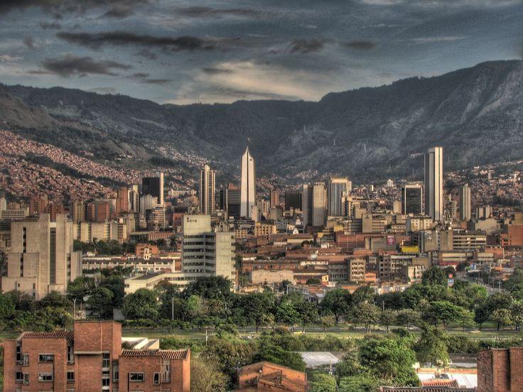 Medellin: uma cidade sem arame farpado