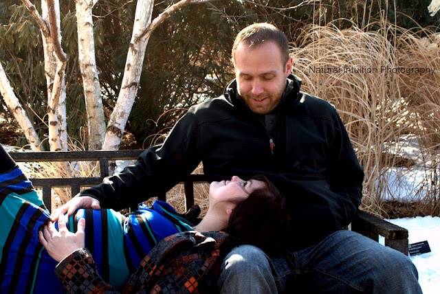 Maternity Love - Natural Intuition Photography