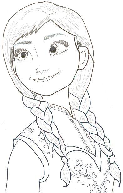 Frozen Tutorials And Cartoon Tutorial On Pinterest Princess Elsa Drawing