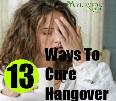 how to get rid of hangover nausea