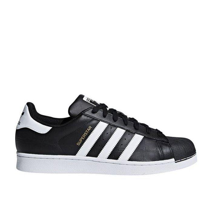 Buty Adidas Originals Superstar M Ac8557 Biale Czarne Adidas Adidas Originals Adidas Originals Stan Smith
