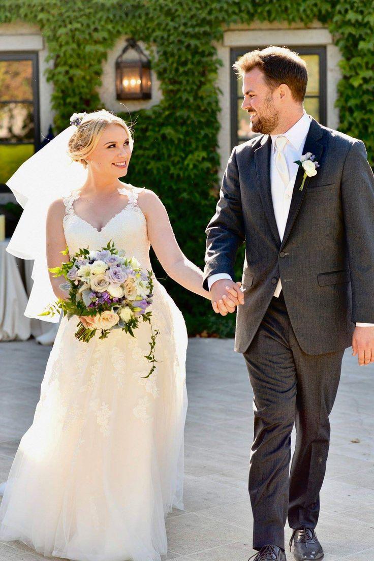 XOXO Congratulations to Kira and Davis who tied the knot