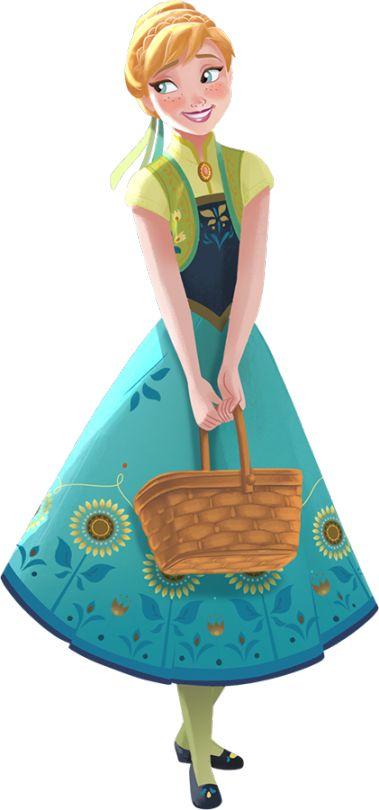 Hi I'm anna the sister to Elsa. I'm getting married to Kristoff soon. Me besties are Rapunzel, Merida and Elsa. See you soon.