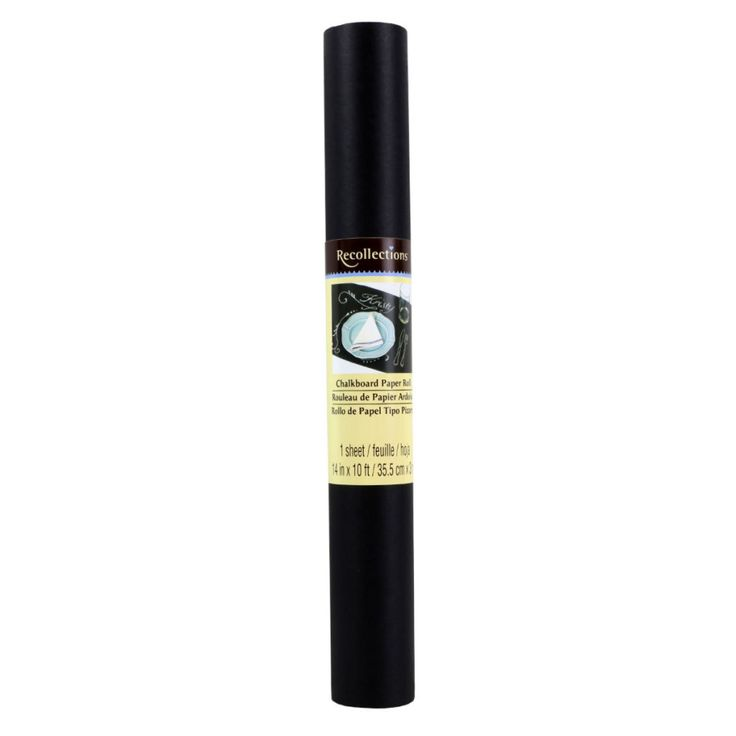 Recollections® Chalkboard Paper Roll