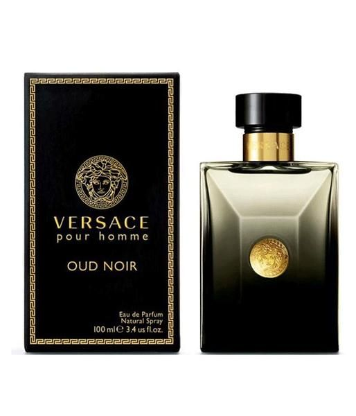 Versace Oud Noir Pour Homme edp 100ml - Parfym - Hitta lägsta pris, test och specs