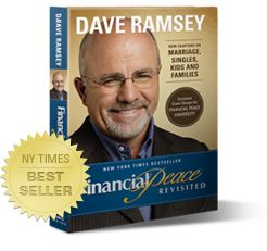 Dave Ramsey Best-seller Books - daveramsey.com Total money makeover and financial peace - will change your life!