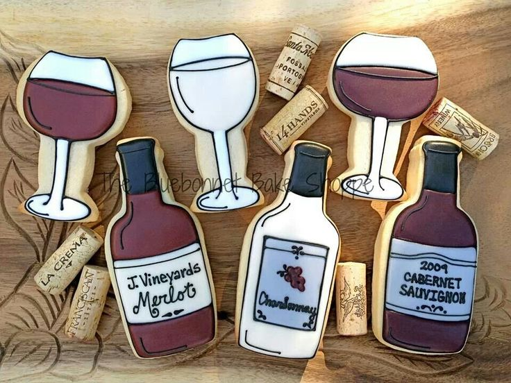 recipe: wine sugar cookies [29]