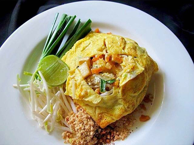 Enjoy FREE pad thai with any food order over $30 at Just Thai with your #ImpulsivityApp.  Download it for FREE at the AppStore and Google Play.  #Toronto #ImpulsivityDeal