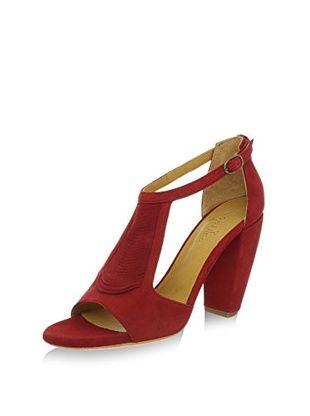 60% OFF Coclico Women's Odaiba Sandal (Rosso)
