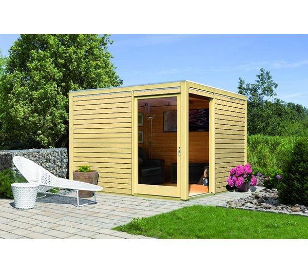 abri de jardin cube coin bois m paisseur. Black Bedroom Furniture Sets. Home Design Ideas