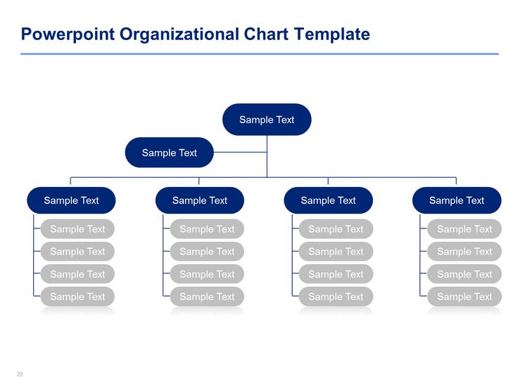 20 best powerpoint organizational chart templates images