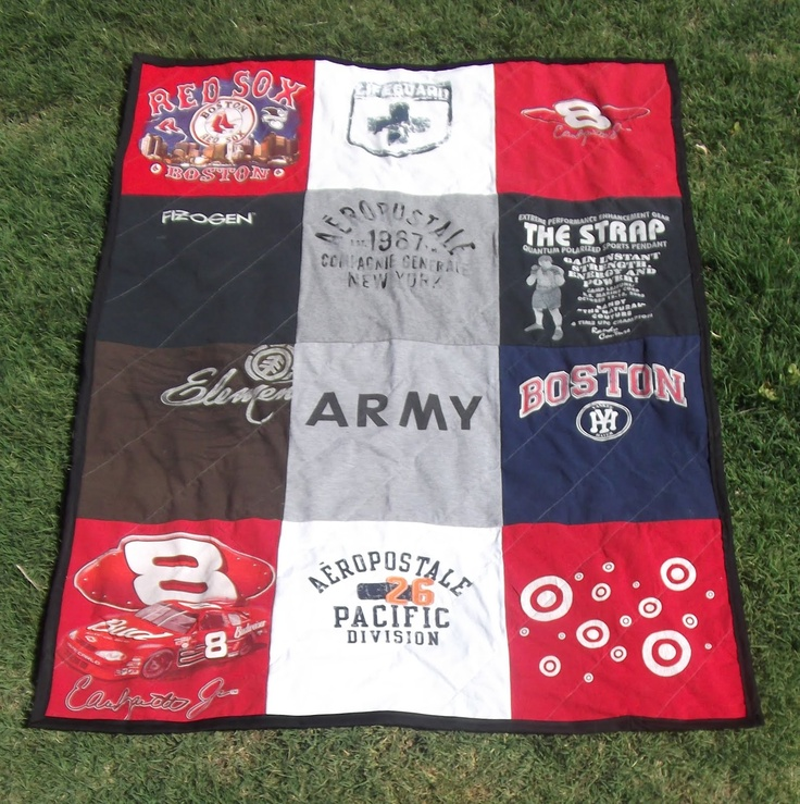T Shirts Quilts