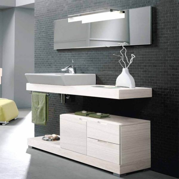 Muebles Baño Modernos | 61 Best Muebles Bano Images On Pinterest Black Concrete And