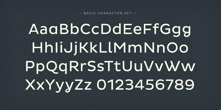 Pluto Sans™ - Webfont & Desktop font « MyFonts