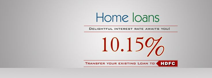 Welcome to HDFC Bank hOME Loan