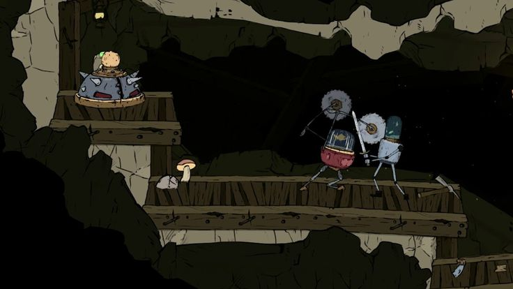 http://store.steampowered.com/app/699670/Feudal_Alloy/