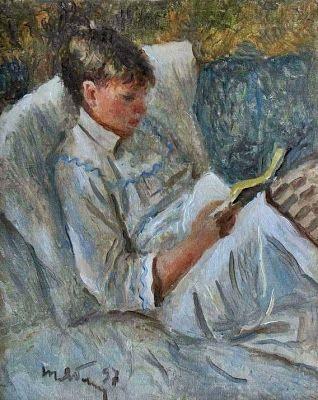 Grandson reading by Tatiana Nilovna Yablonskaya ( Татьяна Ниловна Яблонская ) born February 11, 1917 in Smolensk, Russia died June 17, 2005 (88) in Kiev, Ukraine