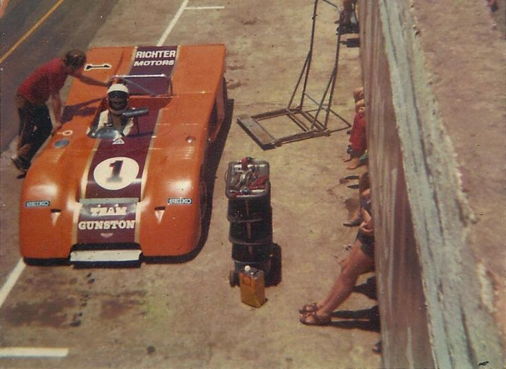 One of the original Chevron B19 race cars @ Roy Hesketh SA