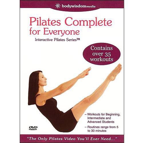 Pilates Complete For Everyone; Best Pilates DVD hands down!