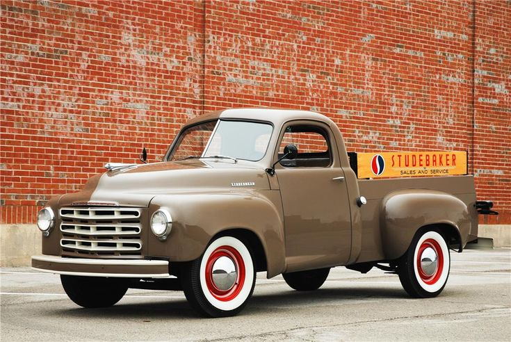 1950 STUDEBAKER HALF-TON PICKUP - Barrett-Jackson Auction Company - World's Greatest Collector Car Auctions