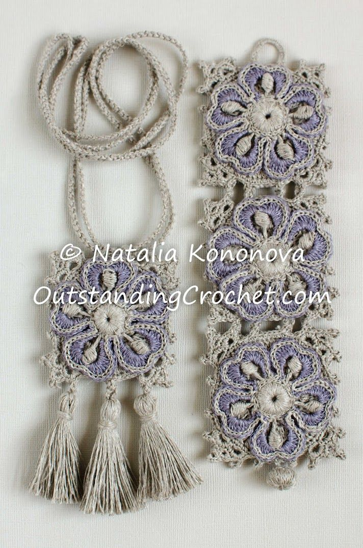 Outstanding Crochet: Crochet jewelry