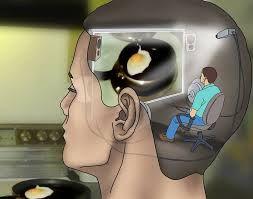 Image result for depersonalization art