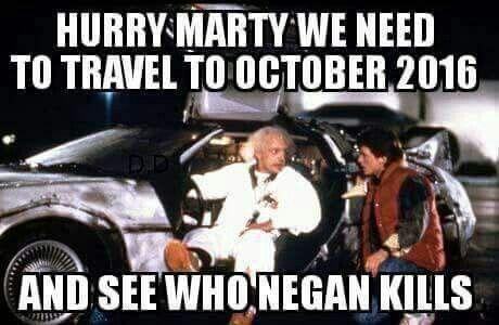 Walking Dead funny meme