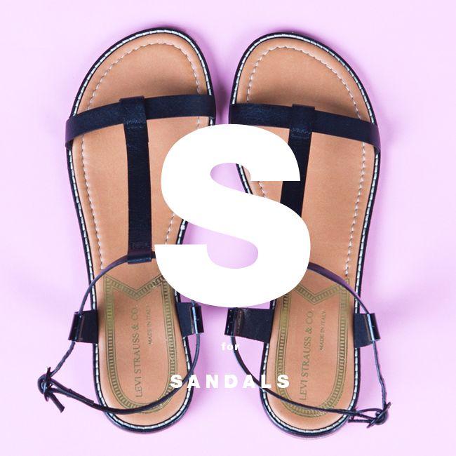 #jeansshop #liveinlevis #levis #shoes #sandals #ss15 #springsummer15 #spring #summer #new #newproduct #newshoes