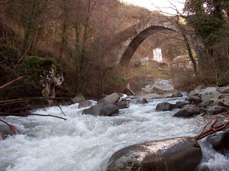 Ponte dei mulini (Castiglione Garfagnana)