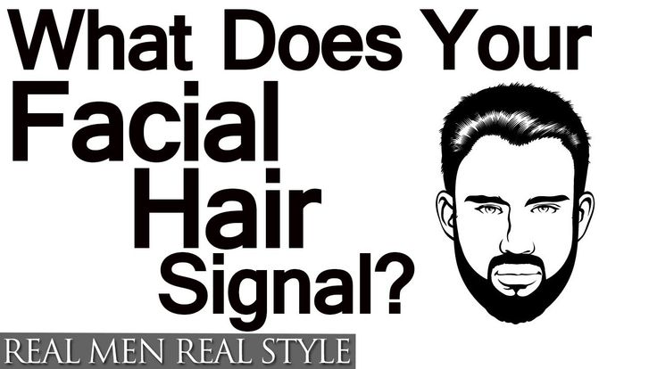 Science Of Facial Hair | What Do Beards And Stubble Signal?