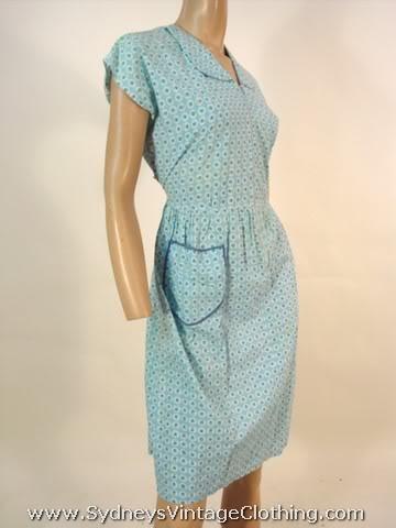 I love house dresses!: 50 S Dresses, Second Hands, House Dresses, Hands Rose