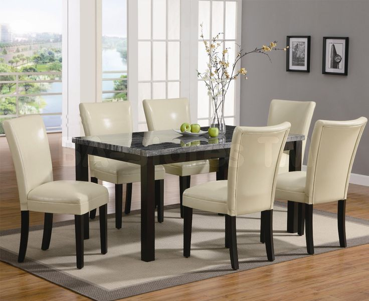Great Best 25 Fabric Dining Room Chairs Ideas On Pinterest Part 30