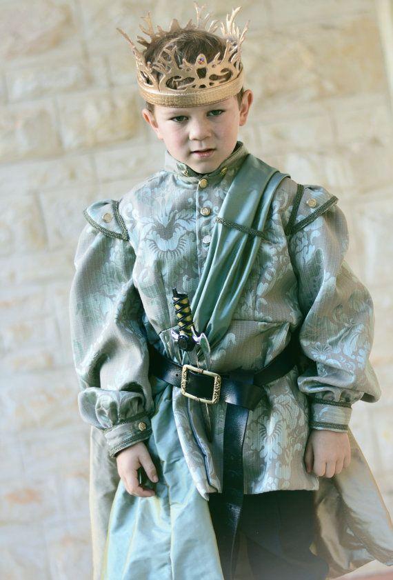 Game of Thrones King Joffrey / Tommen by DesignStitchWardrobe