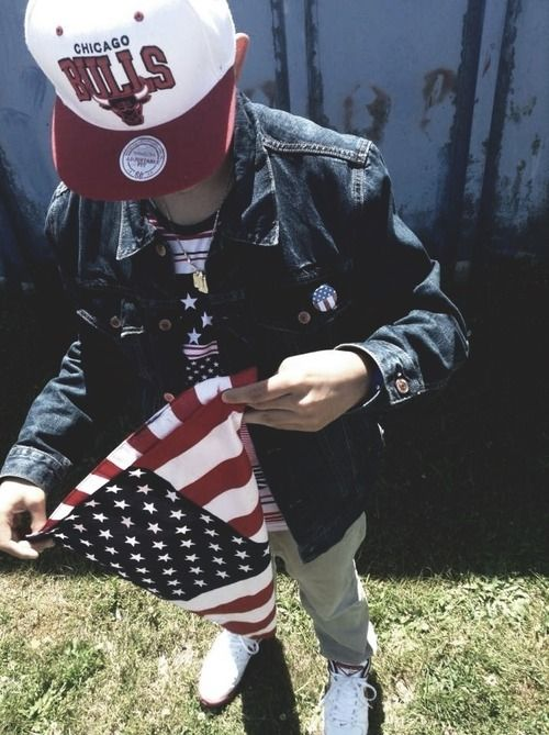 Boy Swag Guy Swag Cap Swag Usa Usa Swag Star Clothes