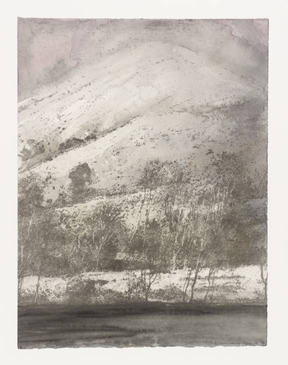 Norman Ackroyd, 'Cartmel Fell' 1996